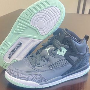 "Nike Air Jordan Spizike ""Black Mint Foam"""